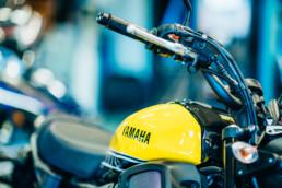 Yamaha Motorsykkel